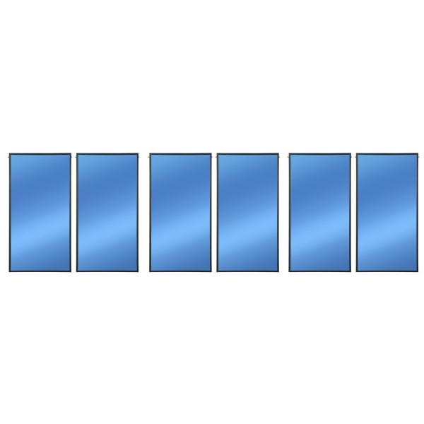 Flachkollektor Prosol 24